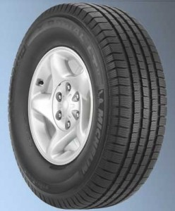 Michelin X Radial LT2